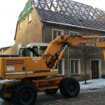 Abbruch Mehrfamilienhaus Tessin